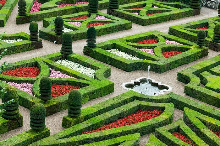French Garden Landscape Design